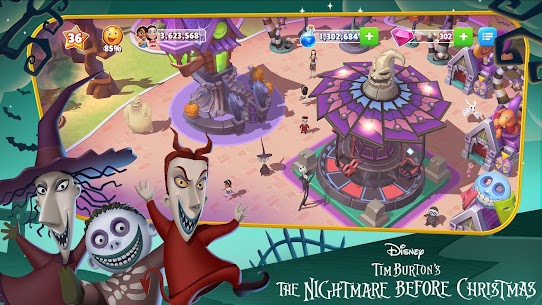 Disney Magic Kingdoms: Build Your Own Magical Park 1