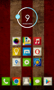 Flat Retro - Icon Pack v3.2.0