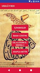 Usulü Fıkıh- Şerhul Verakat (Türkçe-Arapça) - náhled
