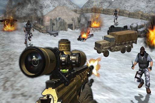 Counter Sniper Strike Shooter