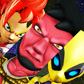 Superhero Battles Shadow Street Immortal Fighter Android APK Download Free By A.I Studios