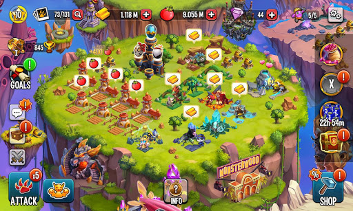 Monster Legends screenshots 6
