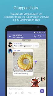 Viber Messenger Screenshot