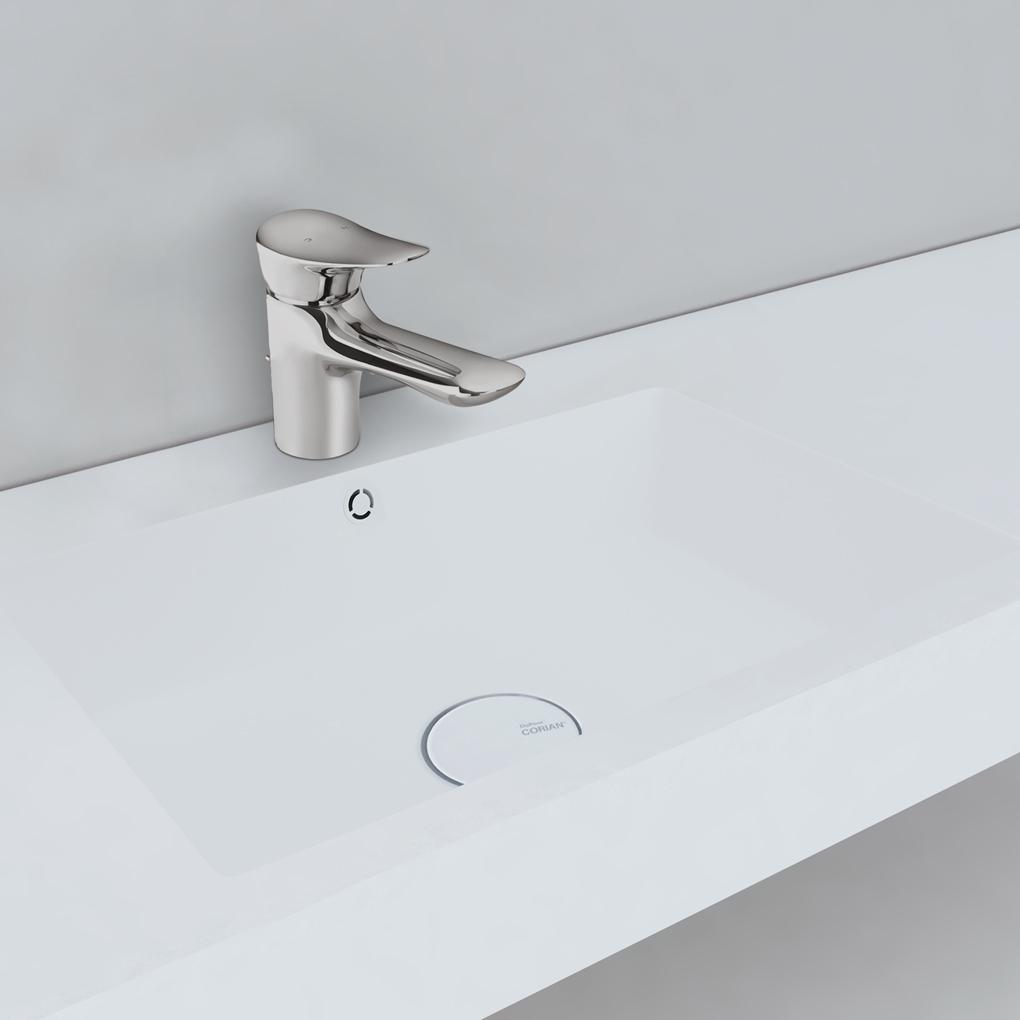 lavabo đá âm bàn