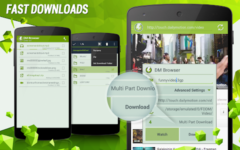 DM Browser for Android v4.61.42011