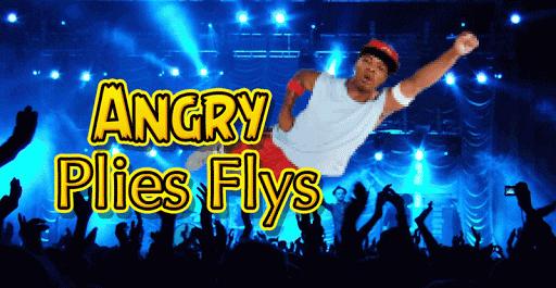 Angry Plies Flys