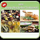 1001 Resep Obat Tradisional