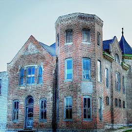 by Karen McKenzie McAdoo - Buildings & Architecture Public & Historical