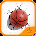 Basketball Shooting Star icon