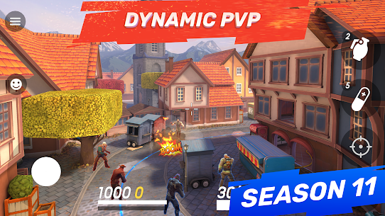 Gods of Boom – Online PvP Action MOD APK (Unlimited Money) 1