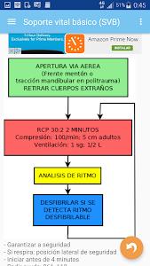Urgencias Extrahospitalarias screenshot 1