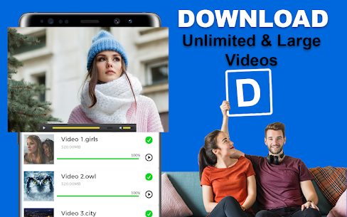 All Video Downloader – Free Videos App Download For Android 4