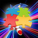 Sonica Jigsaw Puzzle icon
