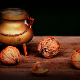 Nuts by Lolli Elena-b - Food & Drink Ingredients ( food nuts, food )