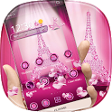 Love Paris Diamond Theme icon