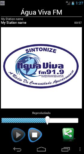 Água Viva FM