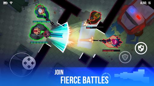 Code Triche Bullet Echo APK MOD screenshots 2