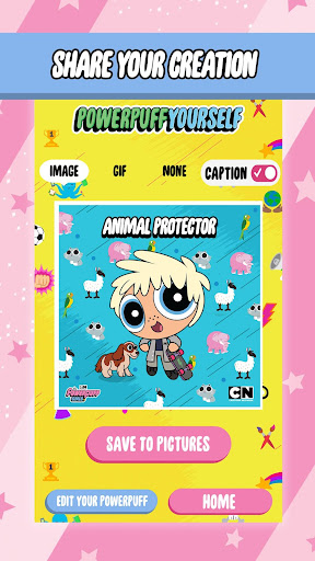Powerpuff Yourself - Powerpuff Girls Avatar Maker 3.8.0 screenshots 7