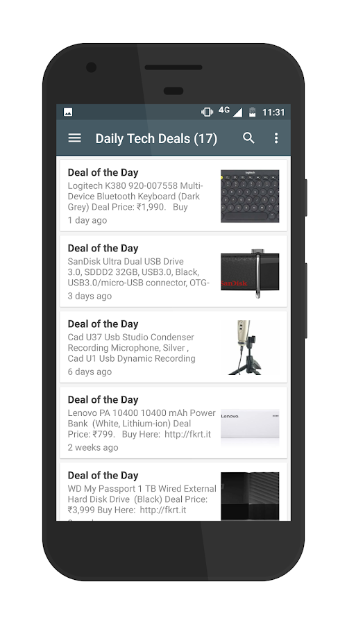 Tech World - Tech News & Deals- screenshot