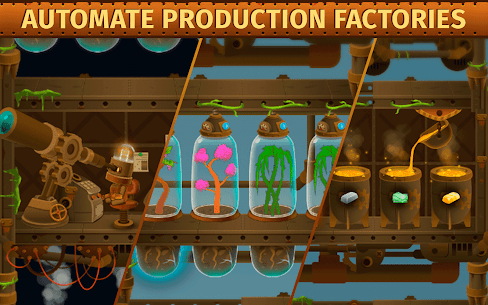 Deep Town Mining Factory Mod Apk 4.7.9 (Unlimited Money + No Ads) 10