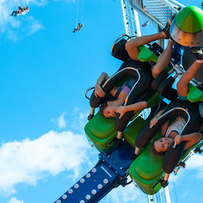 Up in the Air by Don Chamblee - News & Events Entertainment