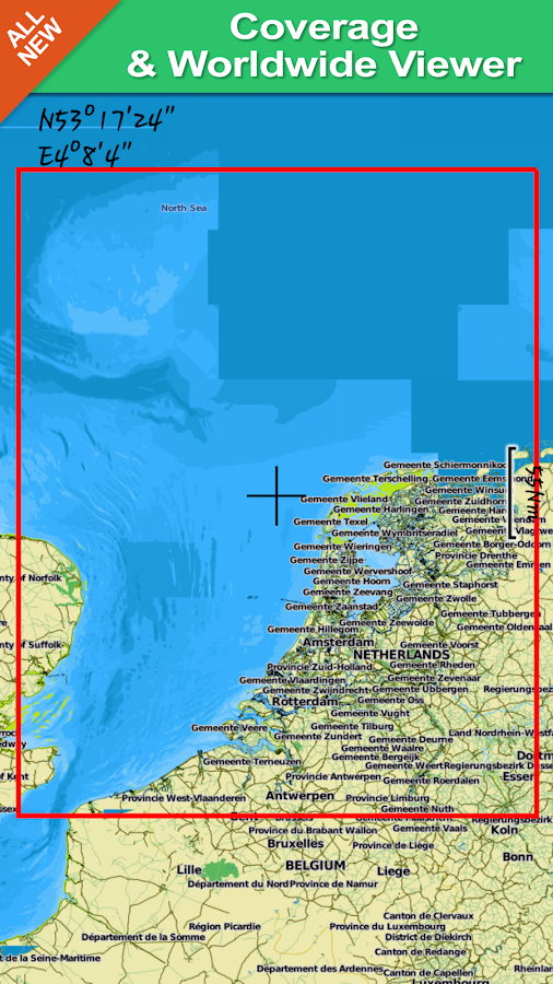 Netherlands GPS Map Navigator- screenshot