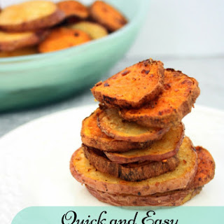 Quick and Easy Roasted Potatoes