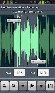 Ringtone Maker - MP3 Cutter screenshot 03