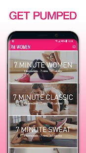 Fitness for Weight Loss | Workout App for Women 7M- screenshot thumbnail