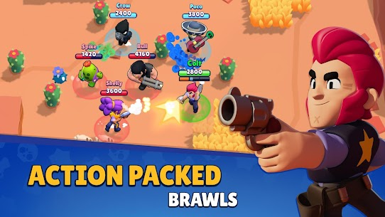 Brawl Stars MOD (Unlimited Money) 1