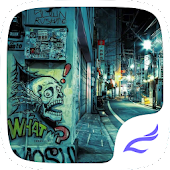 Graffiti Art Theme