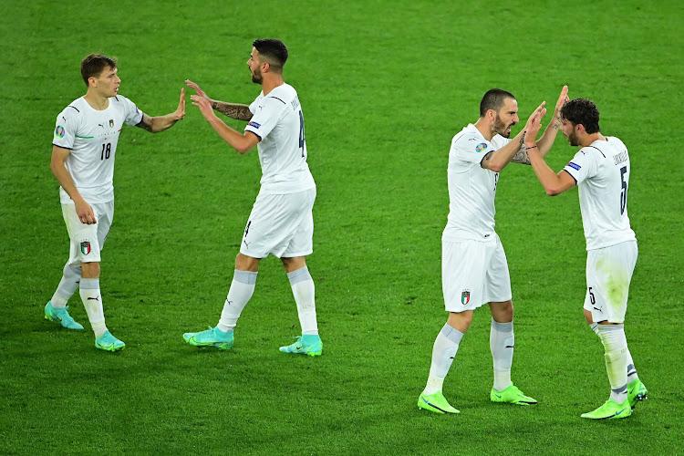 Le premier homme du match de l'Euro