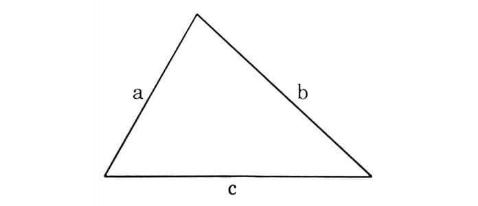 Công thức tính [Chu vi][Diện tích][Đường cao] tam giác vuông, cân, thường,  đều