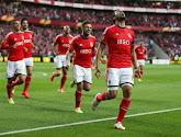 Deuxième titre de la saison pour Benfica