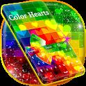 Цвет Сердца Клавиатура icon