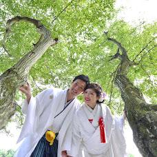 Fotógrafo de bodas Kazuki Ikeda (kikiphotoworks). Foto del 02.11.2017