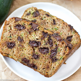 Chocolate Chunk Zucchini Bread