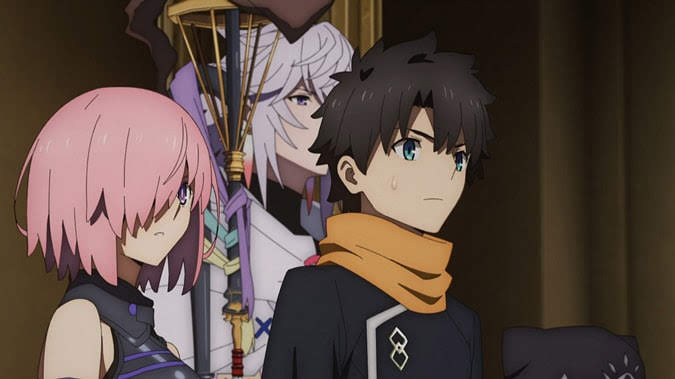 Fate/GrandOrder絶対魔獣戦線バビロニア10話動画