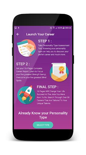 Personality Trait Test 4.22 screenshots 6