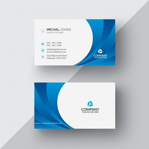 Business Card Maker Free Visiting Card Maker photo screenshot 9
