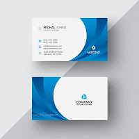 Business Card Maker Free Visiting Card Maker photo