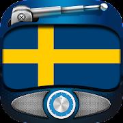 Radio Sweden - Radio FM Sweden + Swedish Radio FM