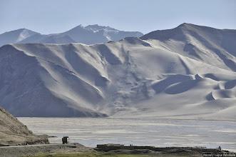 Photo: Pamíri homokhegyek, Magashegységi sivatag, Péczeli Lajos, sivatag, Sivatag a Világ tetején