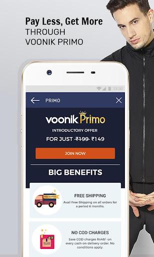 60ba7726bbc ... Mr Voonik - Online Shopping App screenshot 6 ...