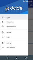 Screenshot of Monitor & compare your plan