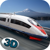 Japanese Bullet Train Sim 3D