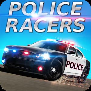 Гонки: Полицейские гонщики