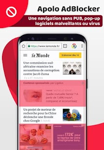 Apolo Browser – Ad Block – Coupon Code Apk  Download For Android 3