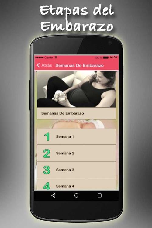 Semanas de Embarazo – (Android Sovellukset) — AppAgg