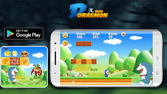 Super Doraemon Jungle Adventure Run - náhled